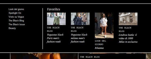 Vogue Italia segregacja rasowa