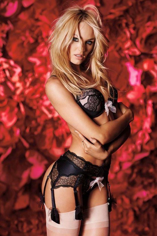 Pełna walentynkowa kampania Victoria's Secret (FOTO)