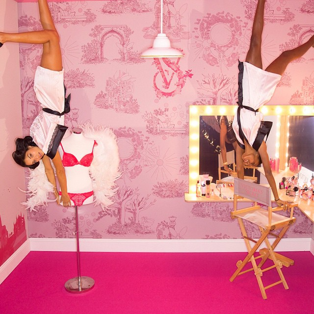 Kulisy pokazu Victoria's Secret 2014! (FOTO)