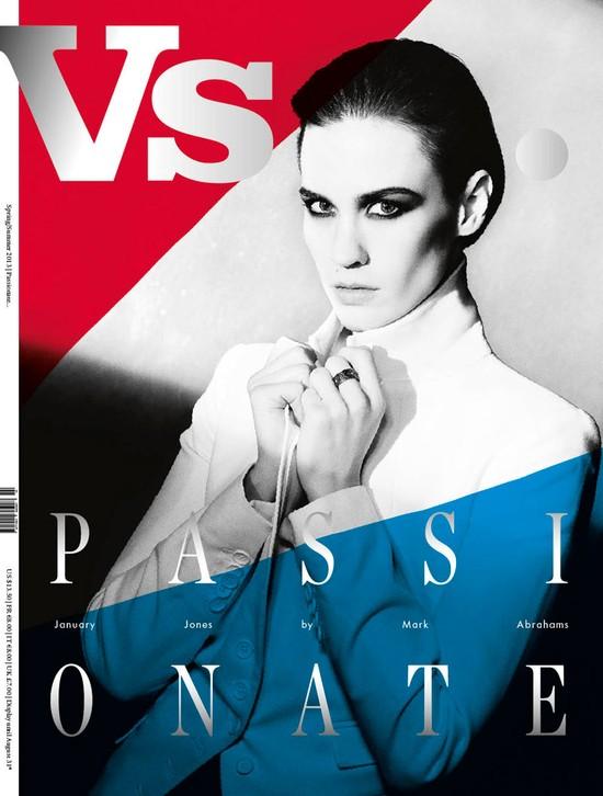 Cztery wiosenne okładki Vs. Magazine