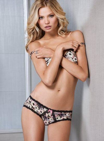 Magdalena Frąckowiak dla Victoria's Secret (FOTO)