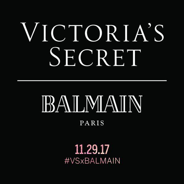 Współpraca roku?! Olivier Rousteing z Balmain zaprojektuje dla Victoria's Secret