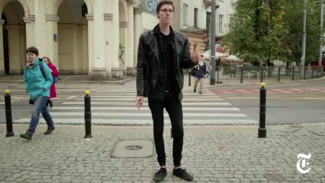 NY Times - Intersection: Jak wygląda moda ulic Warszawy?