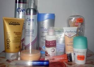 Wasze kosmetyczki: Ola, 23 lata