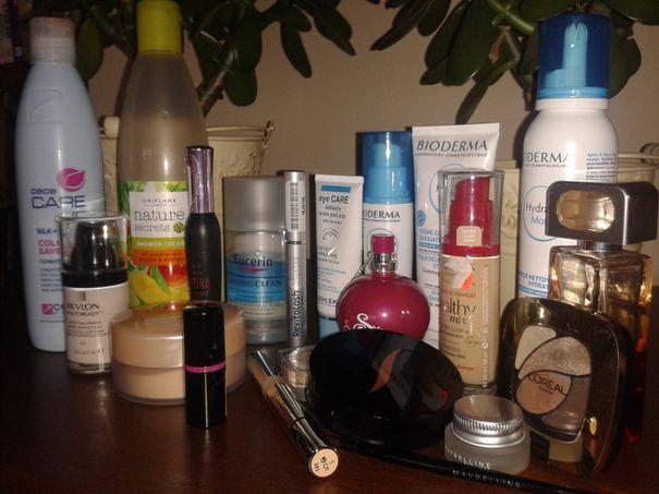 Wasze kosmetyczki: Ula, 23 lata