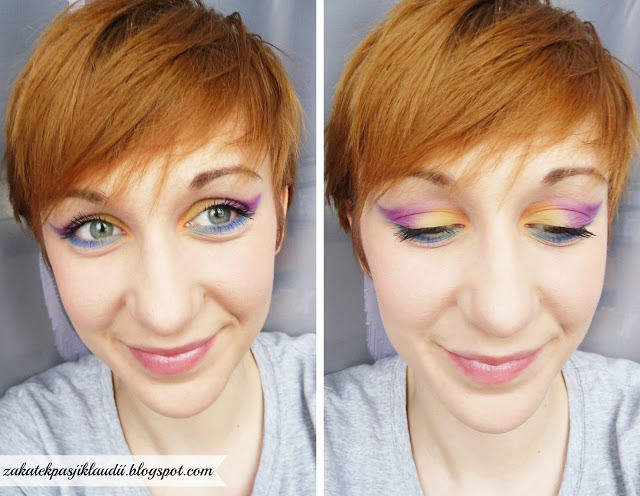 Wasze makijaże: Klaudia