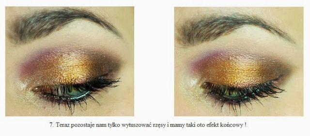 Wasze makijaże: Kasia