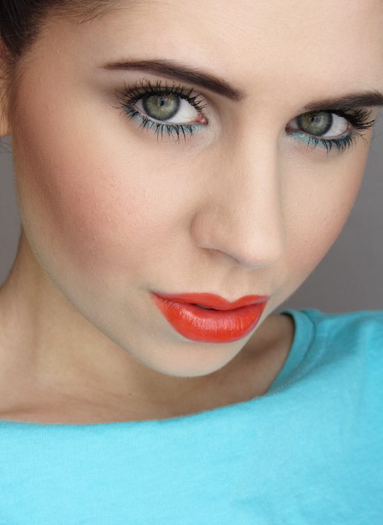 Wasze makijaże: Patrycja