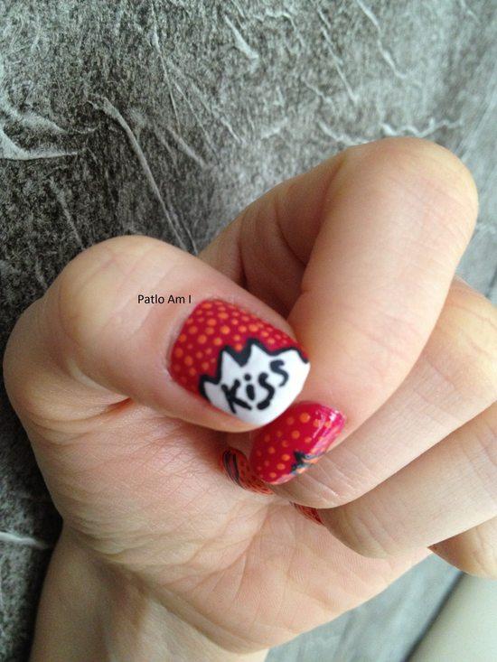 Wasze paznokcie: Patlo