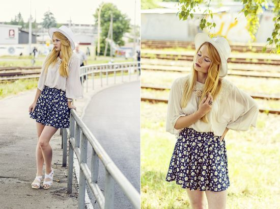 Wasze stylizacje: Justyna
