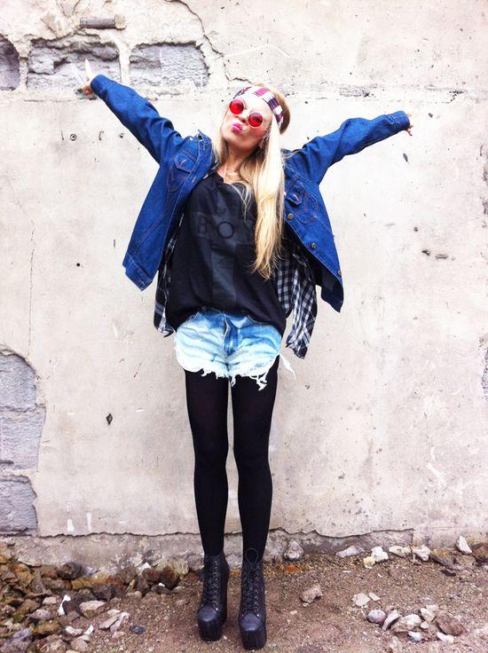 Wasze stylizacje: Sylwia