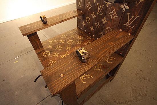 Krzesło elektryczne LV