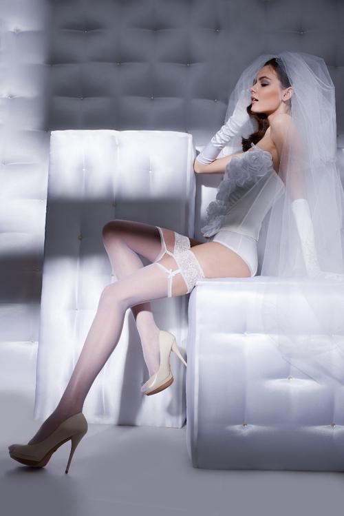 Kolekcja ślubnych pończoch marki Gatta (FOTO)