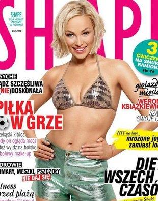Weronika Książkiewicz przeciwna promowaniu nadwagi