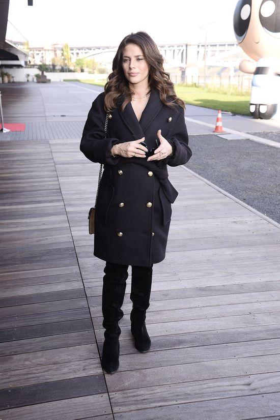 Co za brzuszek! Weronika Rosati pokazała ciążowe krągłości tuż przed...