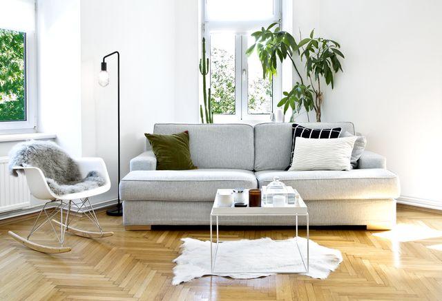 Bardzo inspirujące wnętrze w skandynawskim stylu - przypadnie Wam do gustu?