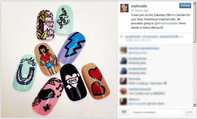 Oryginalny pomysł na 30. urodzin Amy Winehouse (FOTO)