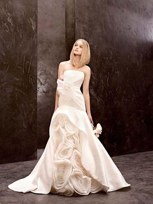 Vera Wang wprowadziła opłaty za mierzenie sukien ślubnych