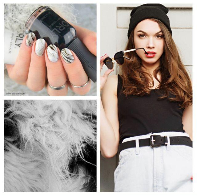 10 ostatnich lat w najgorętszych manicure'owych trendach
