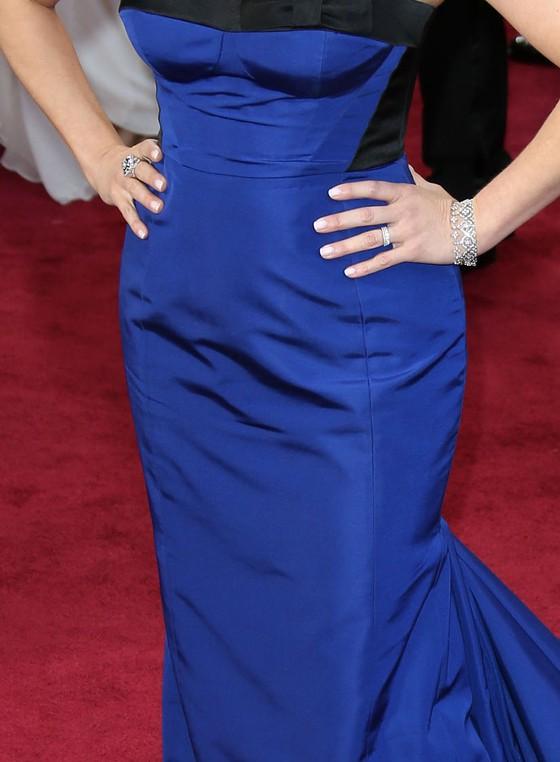 Reese Witherspoon w niebieskiej sukni Louis Vuitton