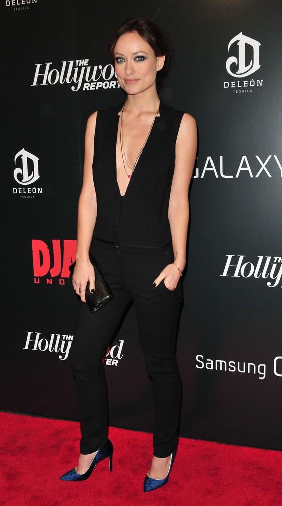 Olivia Wilde na okładce kwietniowej Marie Claire US