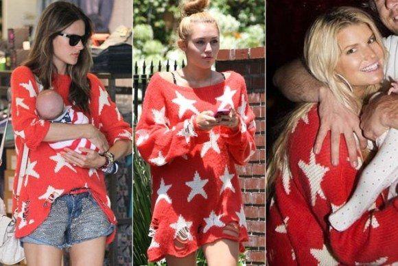 Taylor Swift w takim samym swetrze jak Selena Gomez (FOTO)