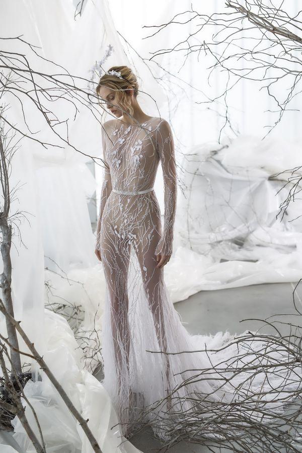 Mira Zwillinger - suknie ślubne na rok 2017 - Whisper of blossom