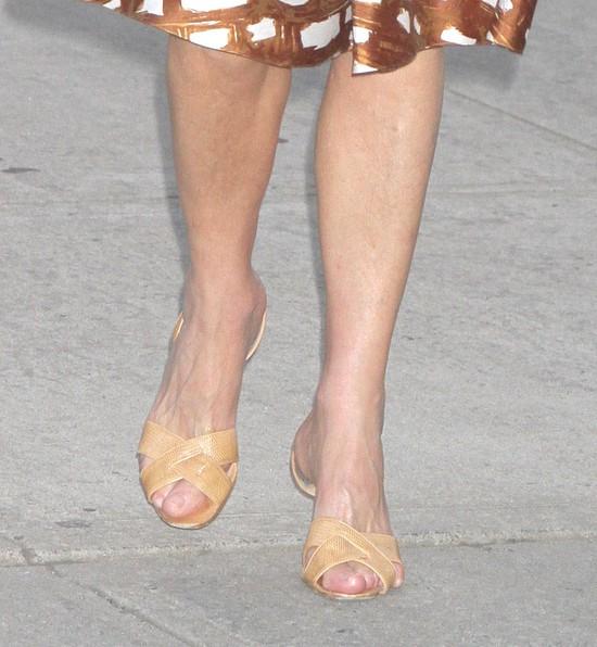 Anna Wintour ma obsesję na punkcie pary sandłków (FOTO)