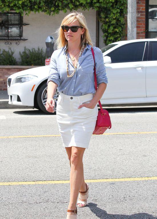Dwie udane stylizacje Reese Witherspoon