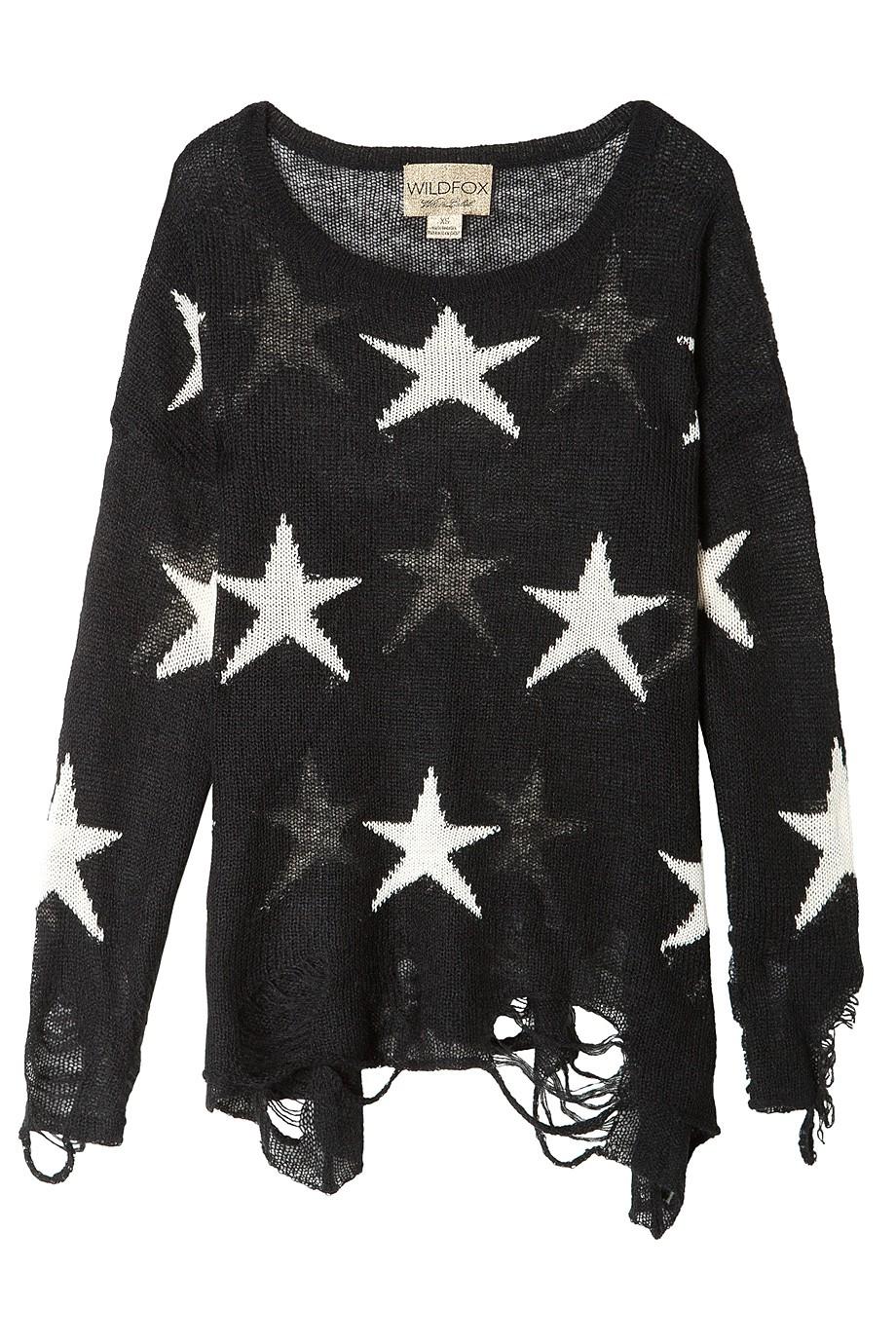 Selena Gomez w swetrze Wildfox