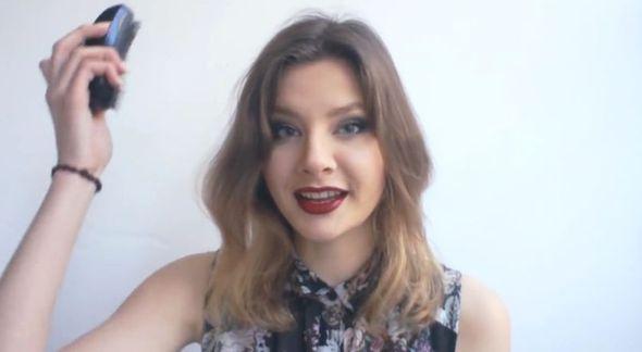 Fryzura na wesele dla cienkich włosów (VIDEO)