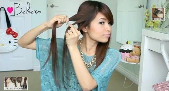 Wakacyjna fryzura w stylu boho (VIDEO)