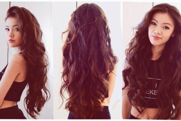 Fryzury Długie Włosy Zeberka