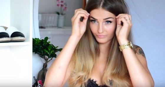 Jak kręcić włosy prostownicą? (VIDEO)