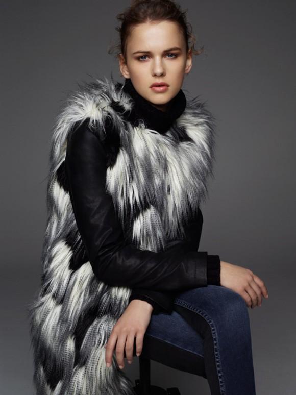 Pull&Bear lookbook październik 2012