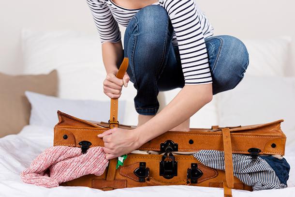 Spakuj się na wakacyjny wyjazd - 5 prostych rad