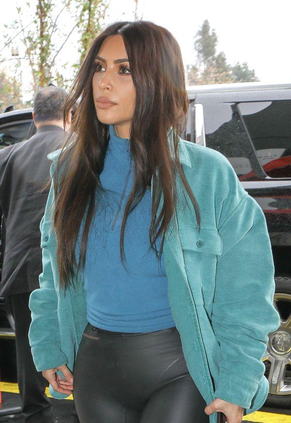 Kim Kardashian w końcu pokazała opakowanie perfum. Fani: Przesadziła!
