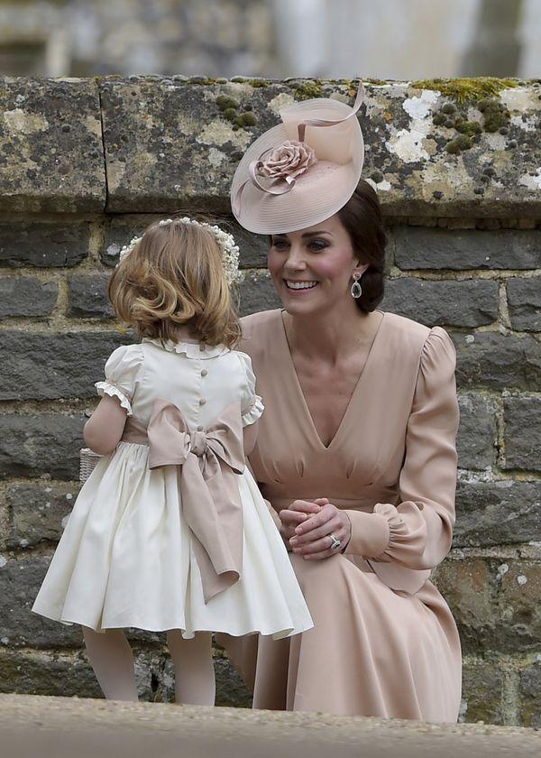 Zobaczcie przepiękną suknię ślubną Pippy Middleton, siostry księżnej Kate!