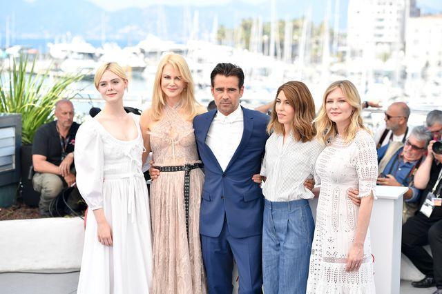 Elle Fanning, Nicole Kidman i Kirsten Dunst, jak w katalogu marki Free People