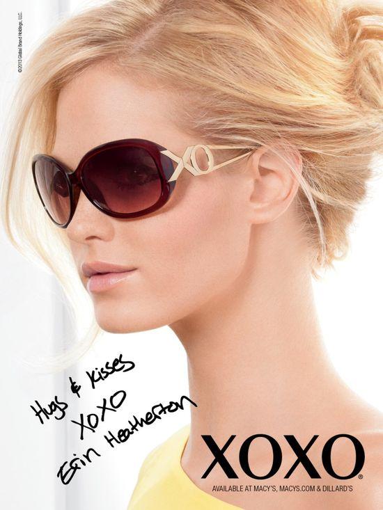 Erin Heatherton nową twarzą XOXO