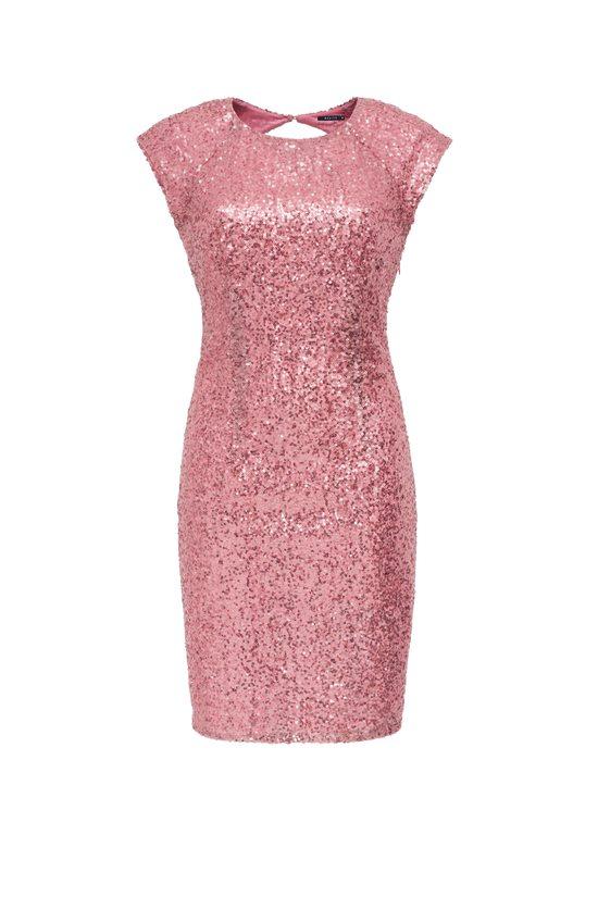 Hit karnawału: cekinowa sukienka