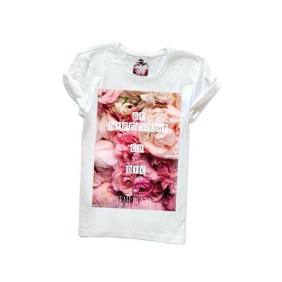 Przegląd t-shirtów z kwiatami - wiosna 2014