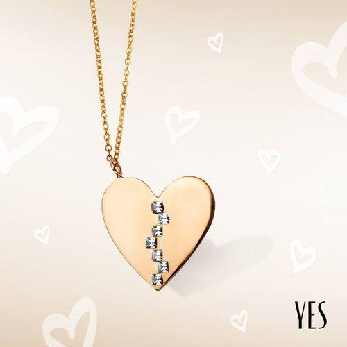 Walentynkowa kolekcja biżuterii Yes