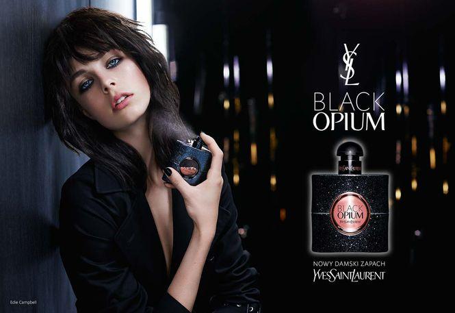 Black Opium YSL - zapach silnej kobiety