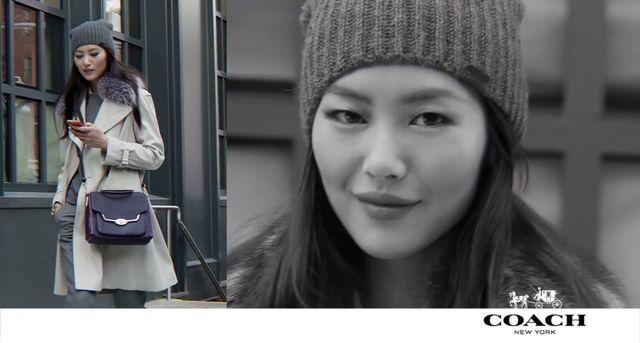 Karlie Kloss i Liu Wen w kampanii Coach (VIDEO)