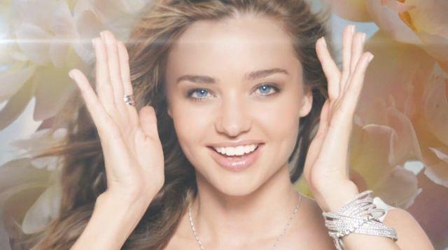 Miranda Kerr w kampani marki Swarovski (VIDEO)