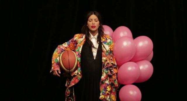 Kim Kardashian CR Fashion Book backstage