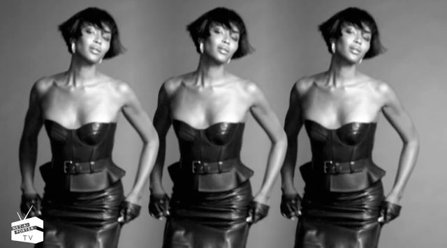 Naomi Campbell  w EDIT