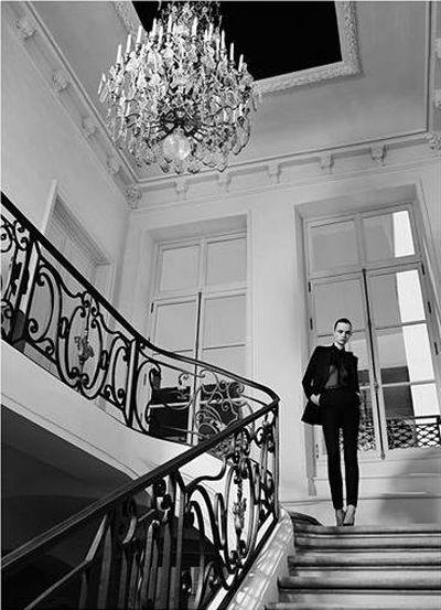 Kolekcje Couture wracają do domu mody Yves Saint Laurent