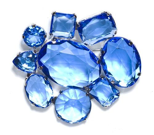 Dodatki i akcesoria w kolorze niebieskim